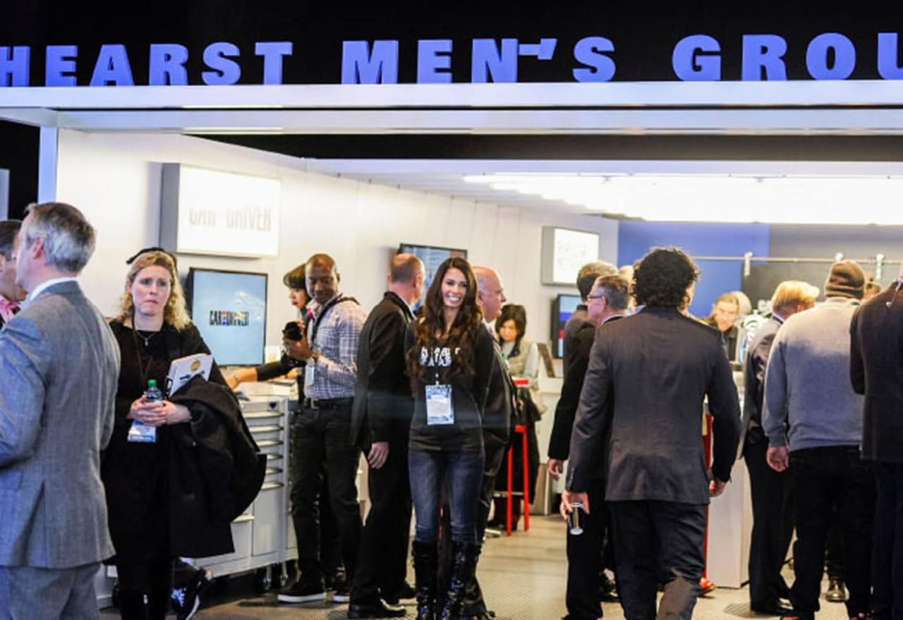 Hearst Men's Group Takes the Detroit Auto Show