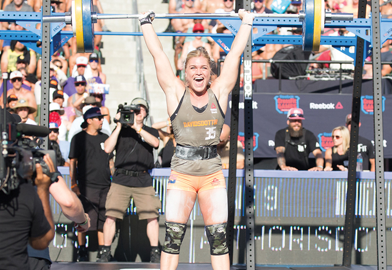 The CrossFit Games serves as the culmination of a season of core strength and conditioning competitions.