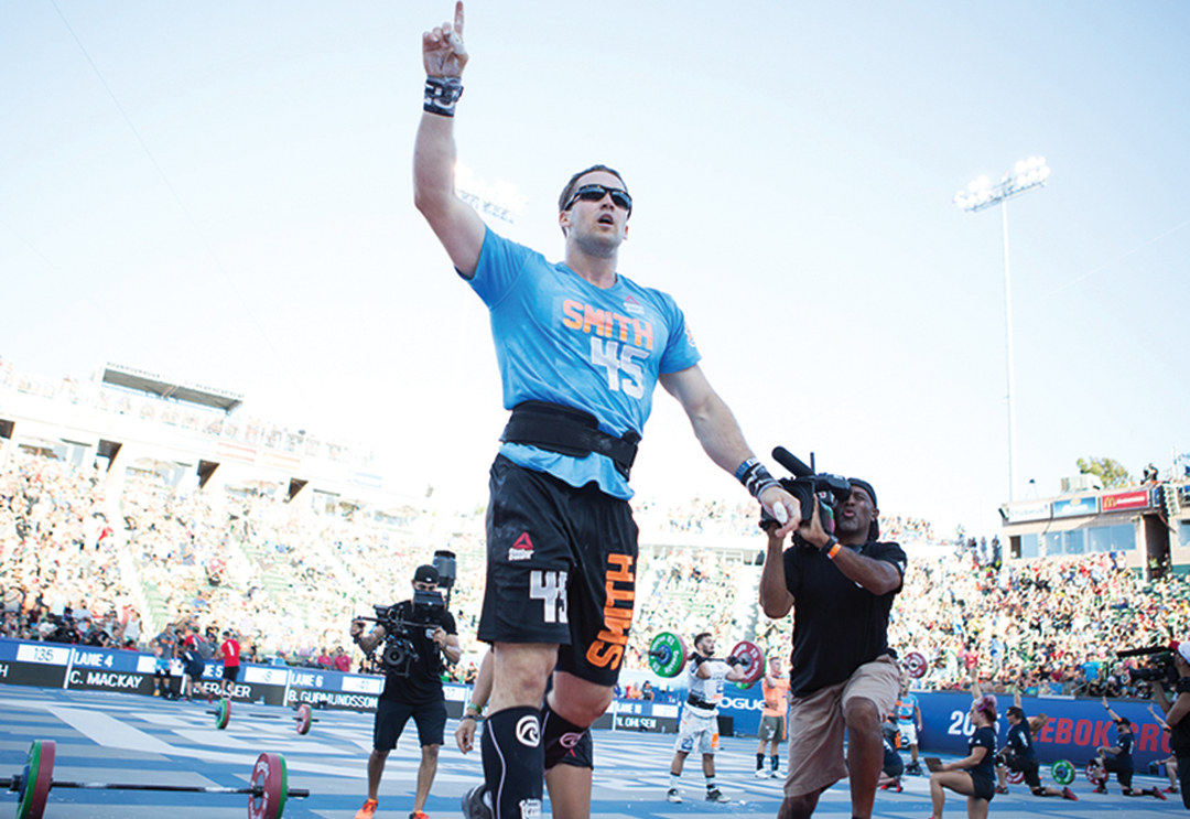 How CrossFit is Changing Sports Sponsorships