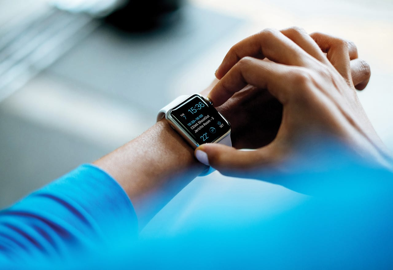 Road Test: Smart Watches and their Impact on Events