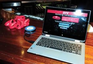 Sports digital_UFC