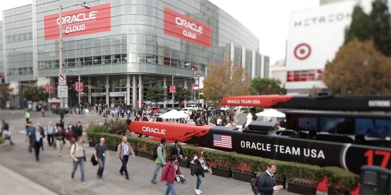 Event Marketer All Access Oracle