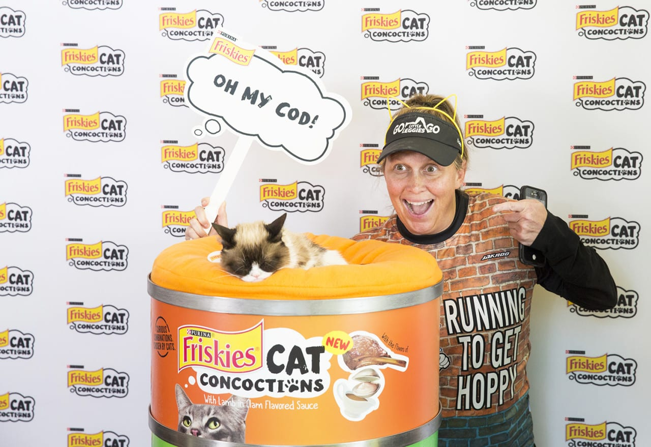Friskies and Grumpy Cat Team up for #CatConcoctions at SXSW
