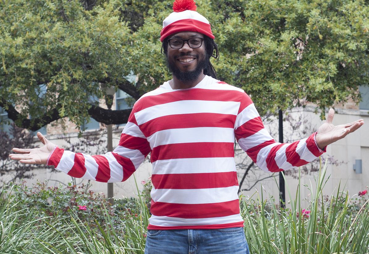 Namecheap's Social Media Manager Plays Where's Waldo at SXSW