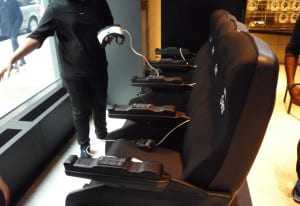 Samsung 837_VR 4D chairs