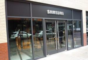 Samsung 837_building facade