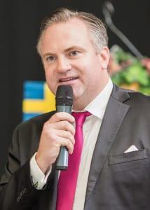 Jonas Törnqvist Sony Event Marketer