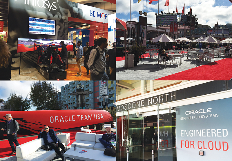 Oracle Events OpenWorld