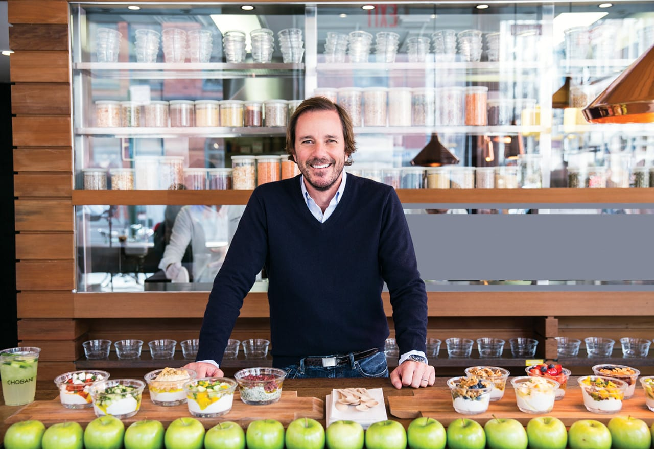 Q&A: Chobani CMO Peter McGuinness on Authenticity, Storytelling and Why Experiential Works