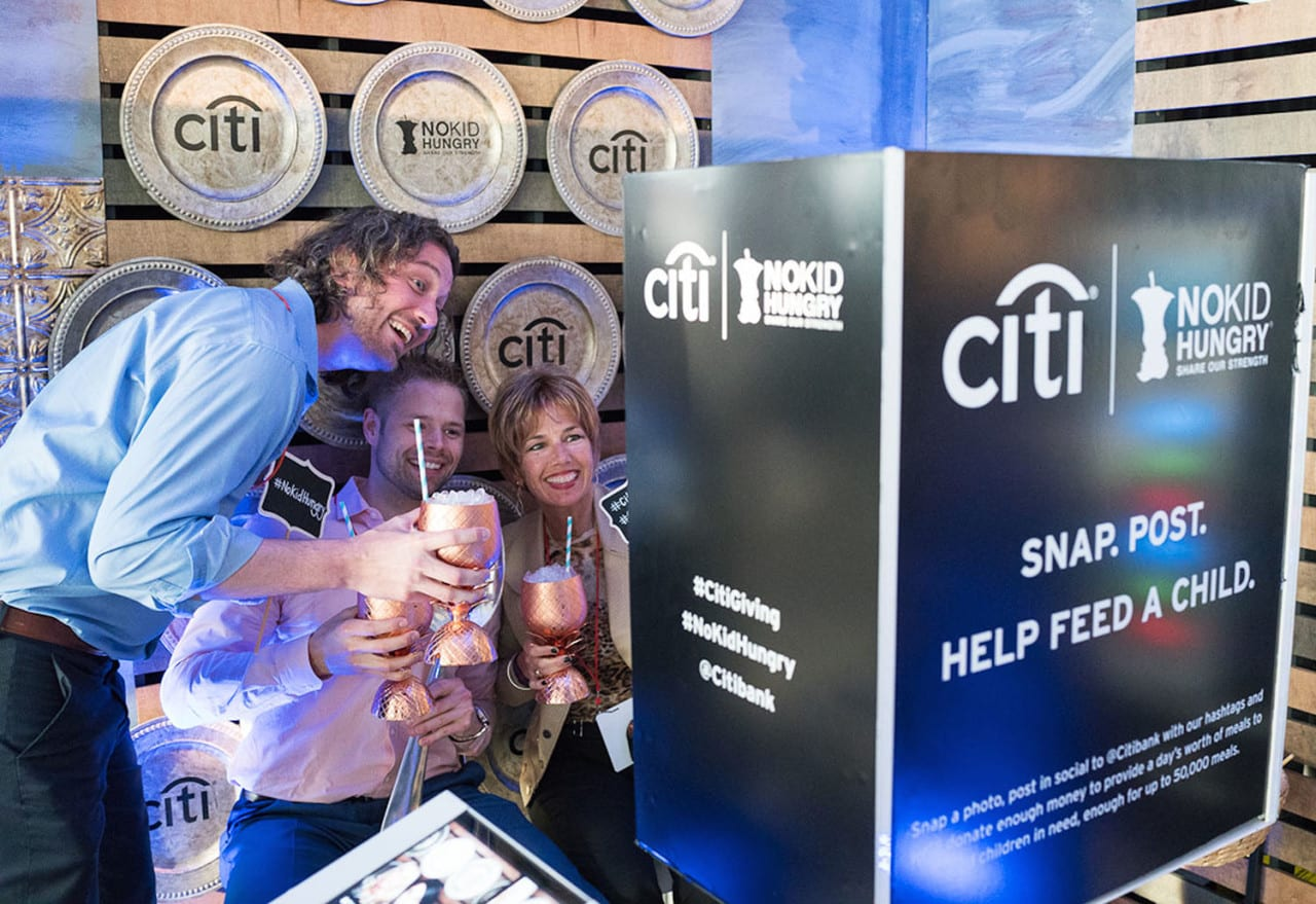Citi Sponsors Taste of the Nation Events