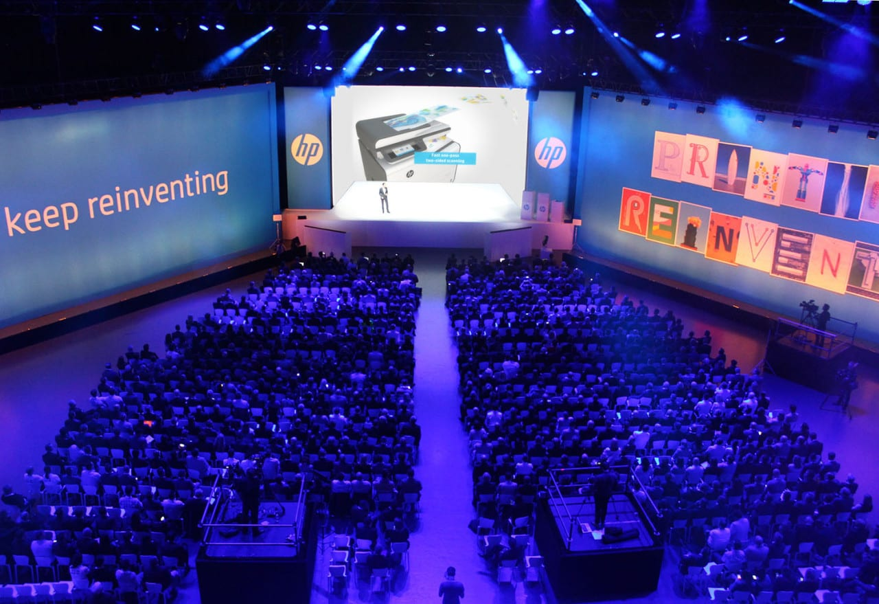 HP Launches its Printing Reinvented Campaign