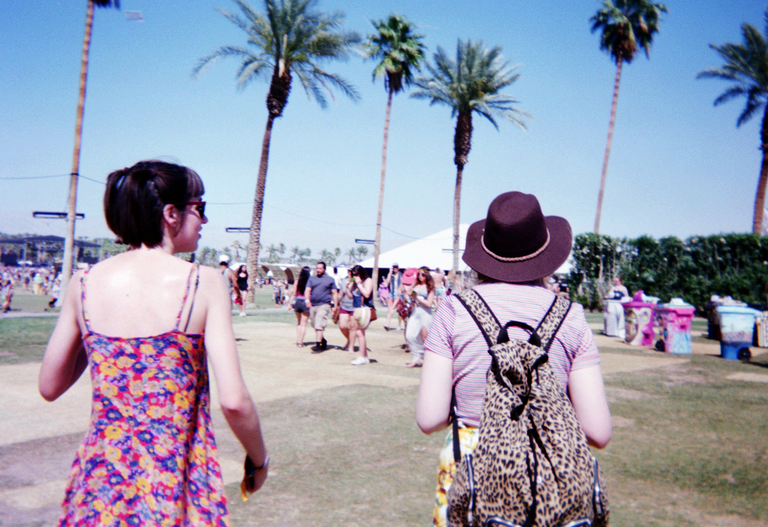 How Coachella Inspires Fashion Brands
