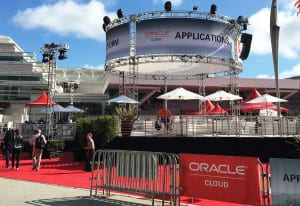 open footprint_Oracle openworld