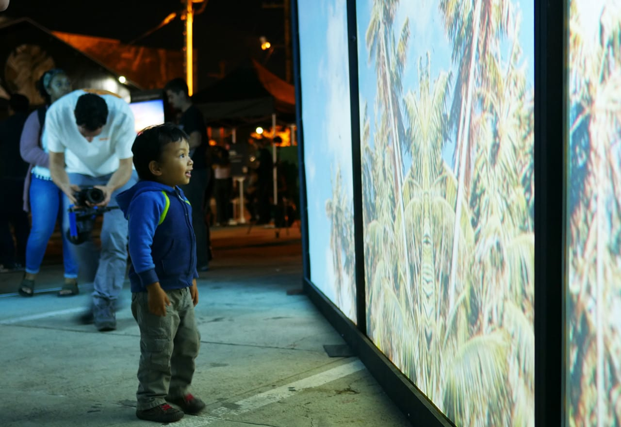 Adobe Turns Student Works into Immersive Art Installations