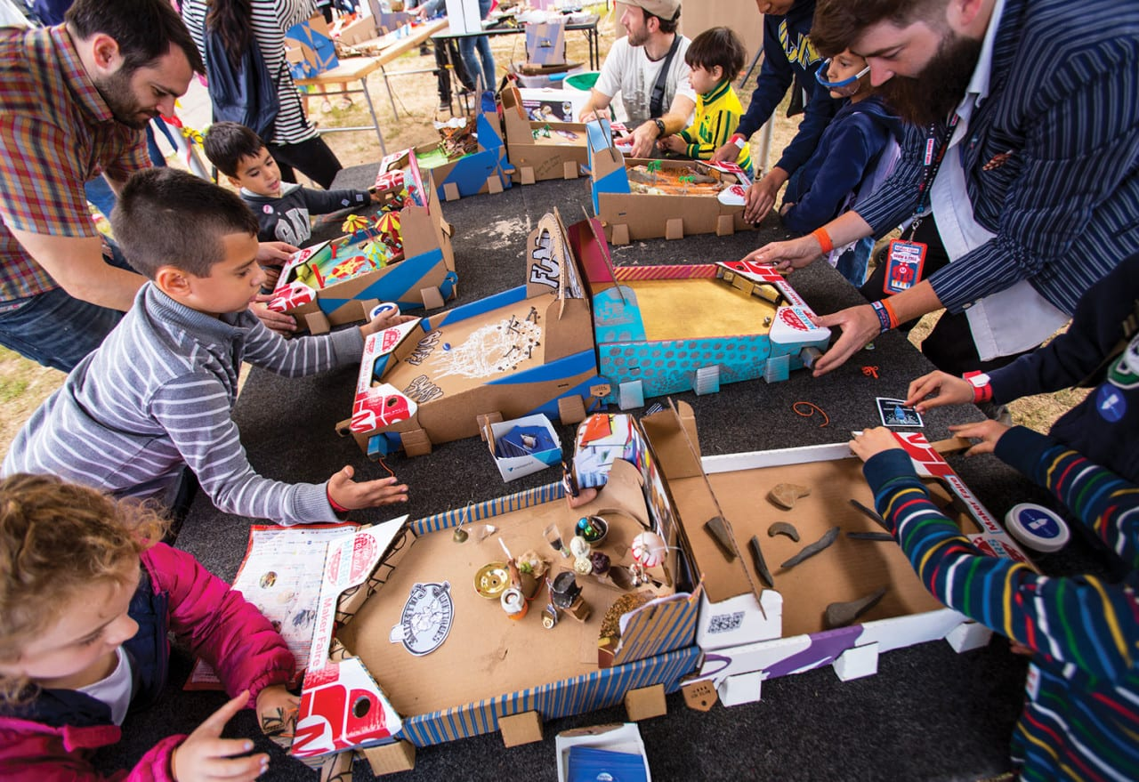 Why Brands are Falling in Love with the Maker Movement