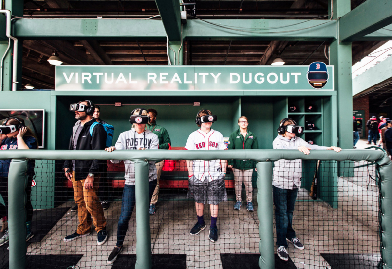How the Boston Red Sox are Expanding Fan Experiences