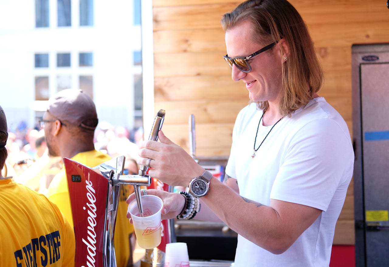 Budweiser Crafts a Country Music Festival Strategy