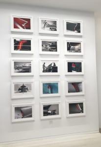 Cadillac House_photo wall
