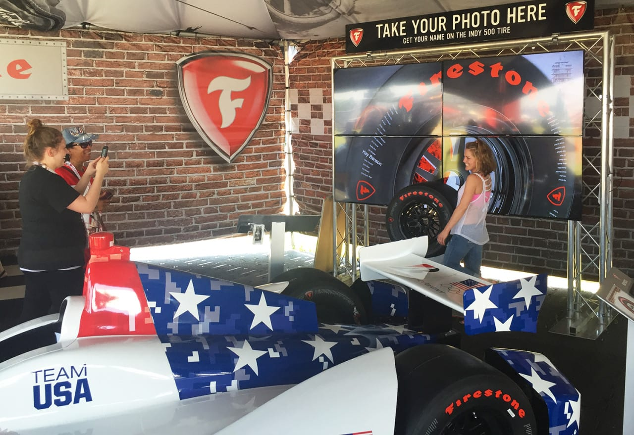 How Firestone's Fan Experience Drives Excitement Among INDYCAR Fans