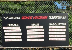 Jack Link's Ultimeat Meatathon_leaderboard