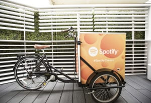 Spotify House Cannes 2016_bike