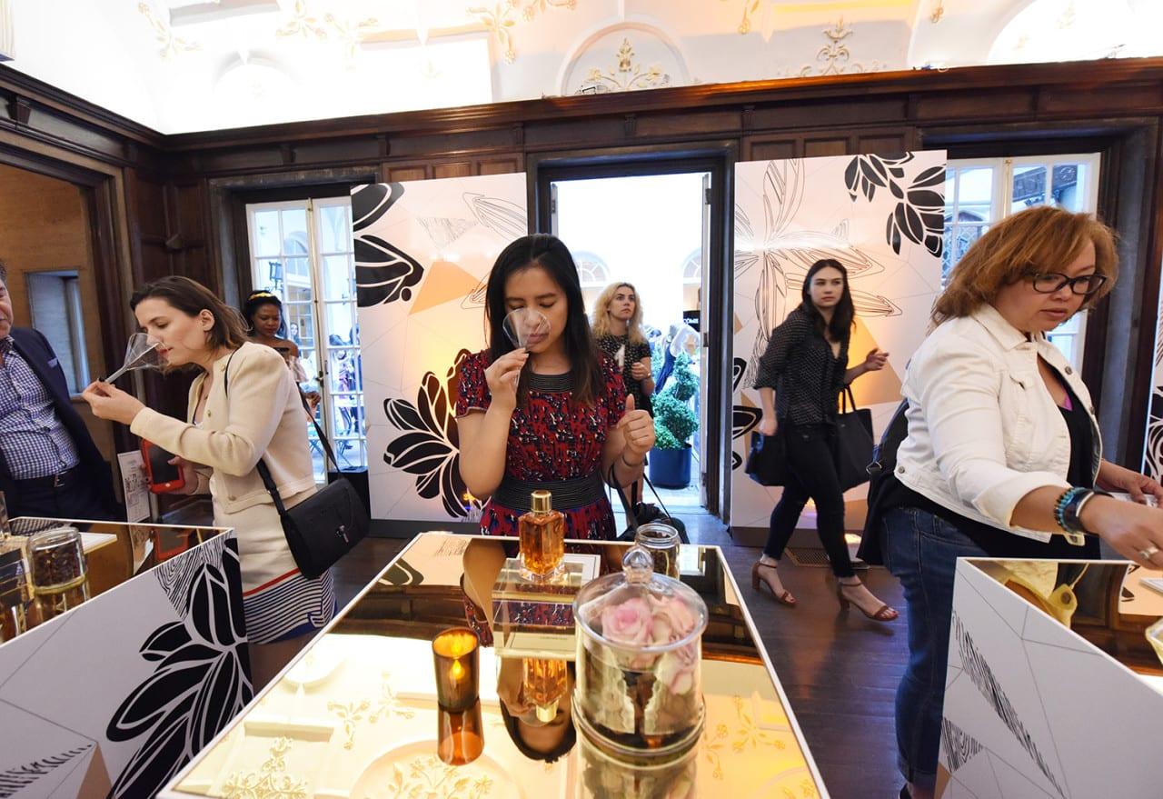 : Beauty Editors Explore Maison Lancôme