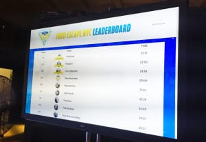 Ford Escape the Room_leaderboard