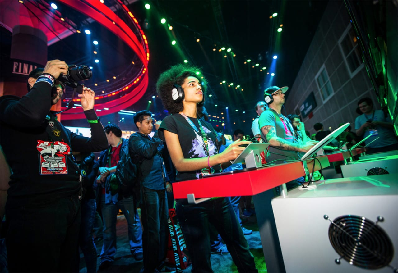 How Square Enix Stood Out With an Open Format Booth at E3