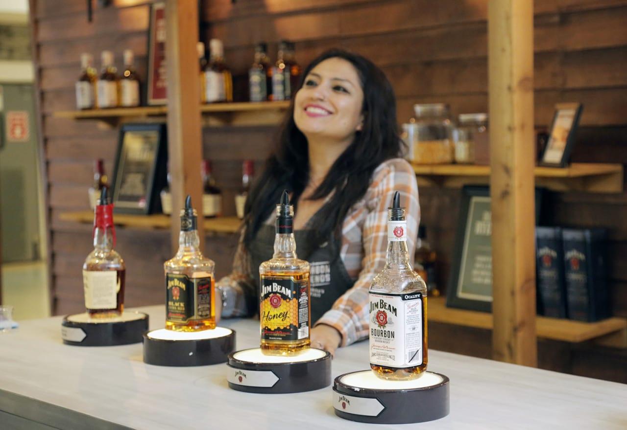 Q&A: Beam Suntory Talks Sampling and Bourbon Education