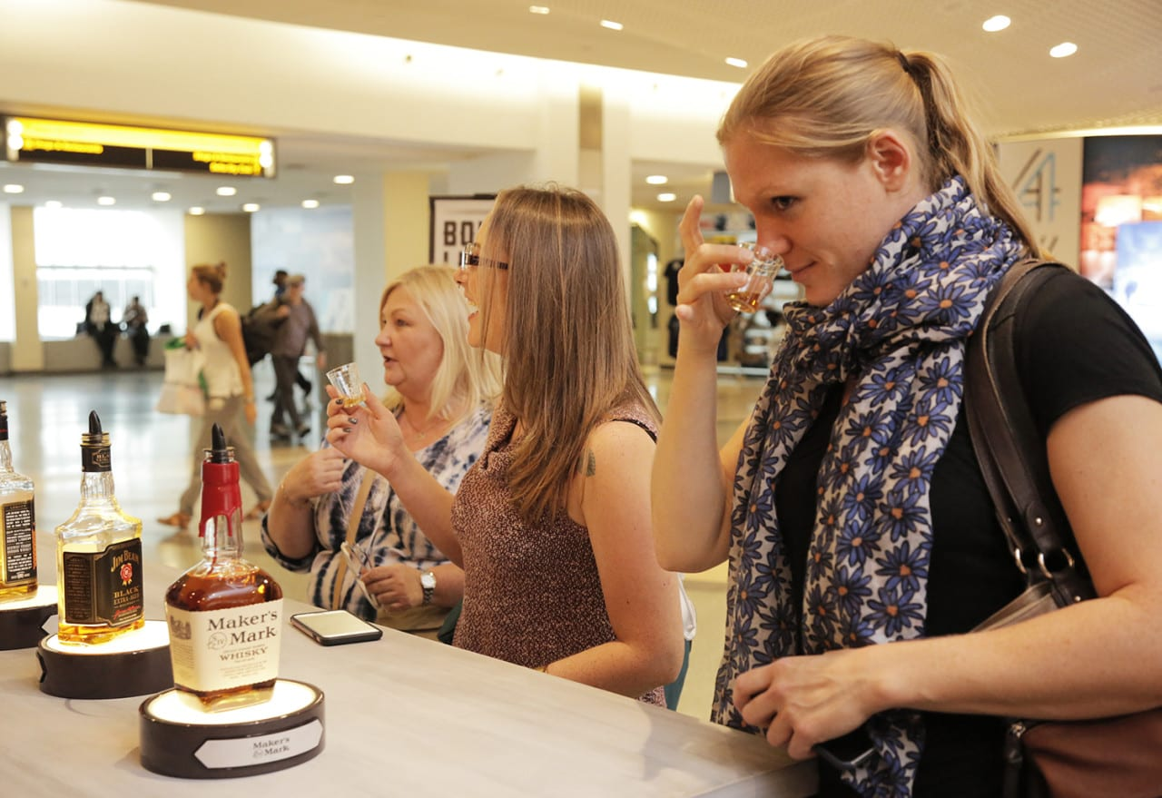 Beam Suntory's Bourbon Legends Educates Travelers