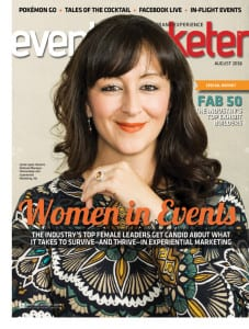 Event Marketer Women in Events