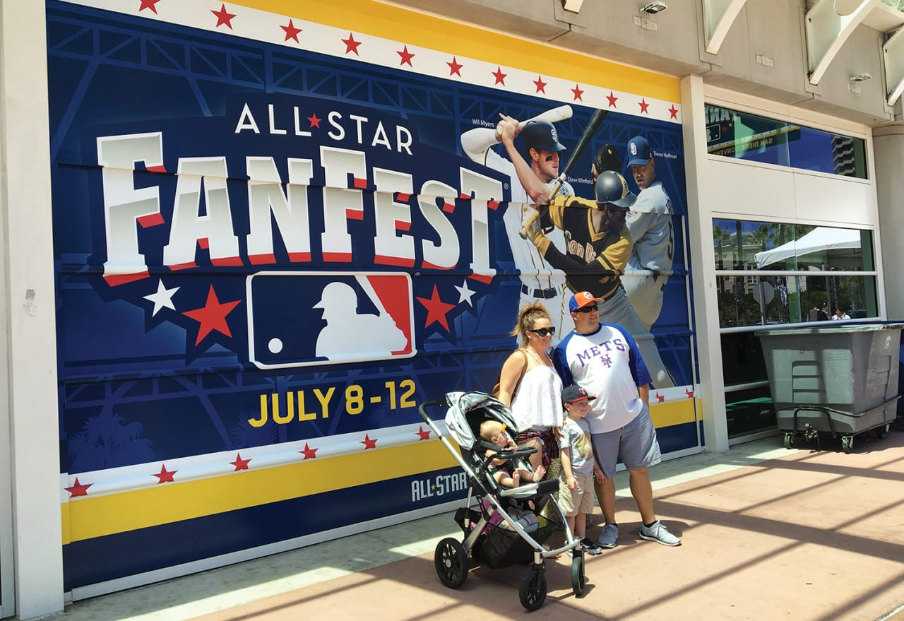 MLB All-Star Fanfest 2016: A Brand-by-Brand Replay of Hits, Whiffs and Home Runs