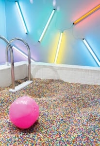 Museum of Ice Cream_sprinkle pool 1