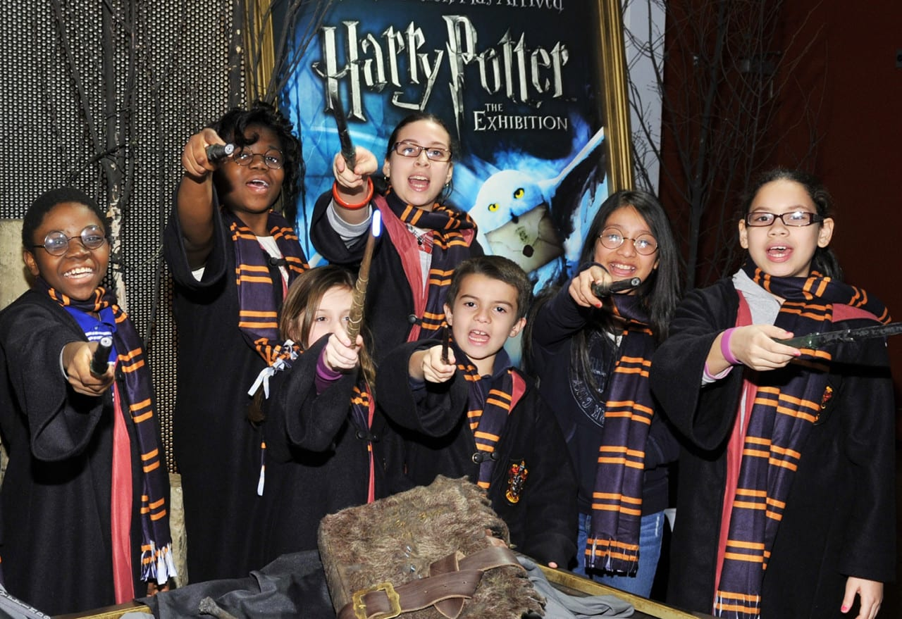 What Event Marketers Can Learn from Harry Potter: The Exhibition