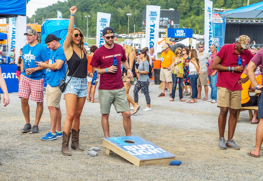 Bud Light Enhances the Pre-Game Experience with the Down South Tailgate Tour