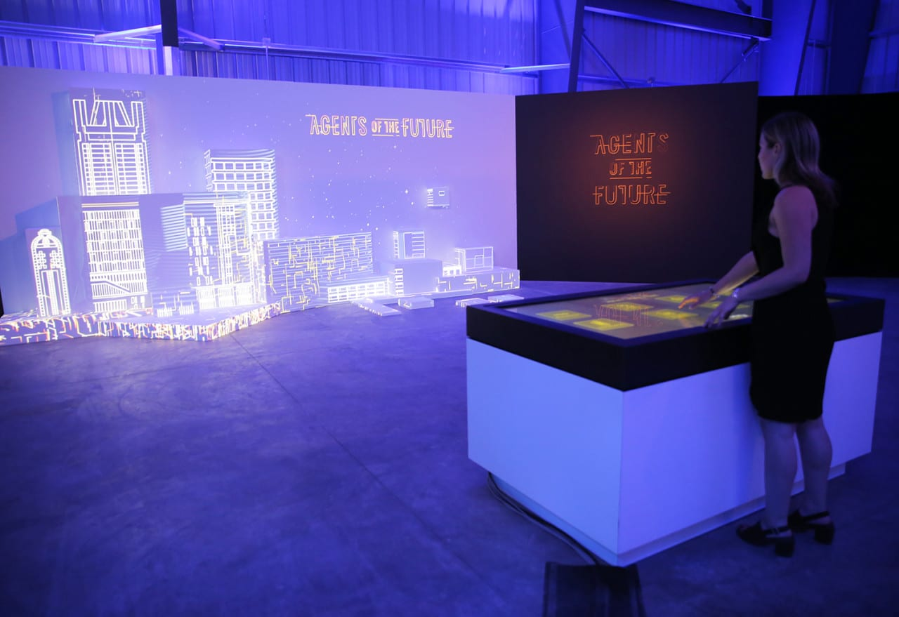Century 21 Shows Tech Savvy at Agents of the Future Events
