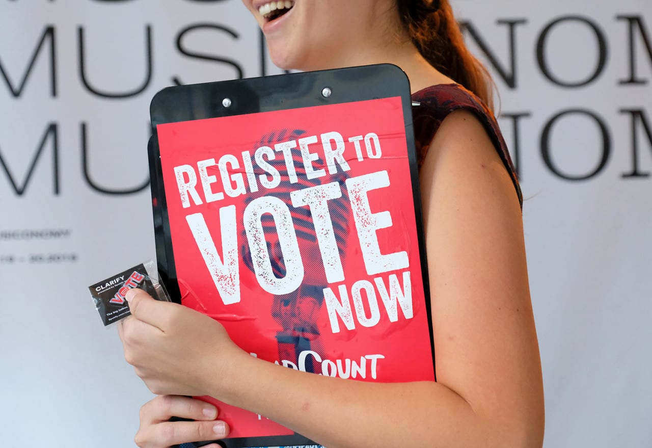 Spotify's Weekly Election 2016 Events Connect Music, Issues