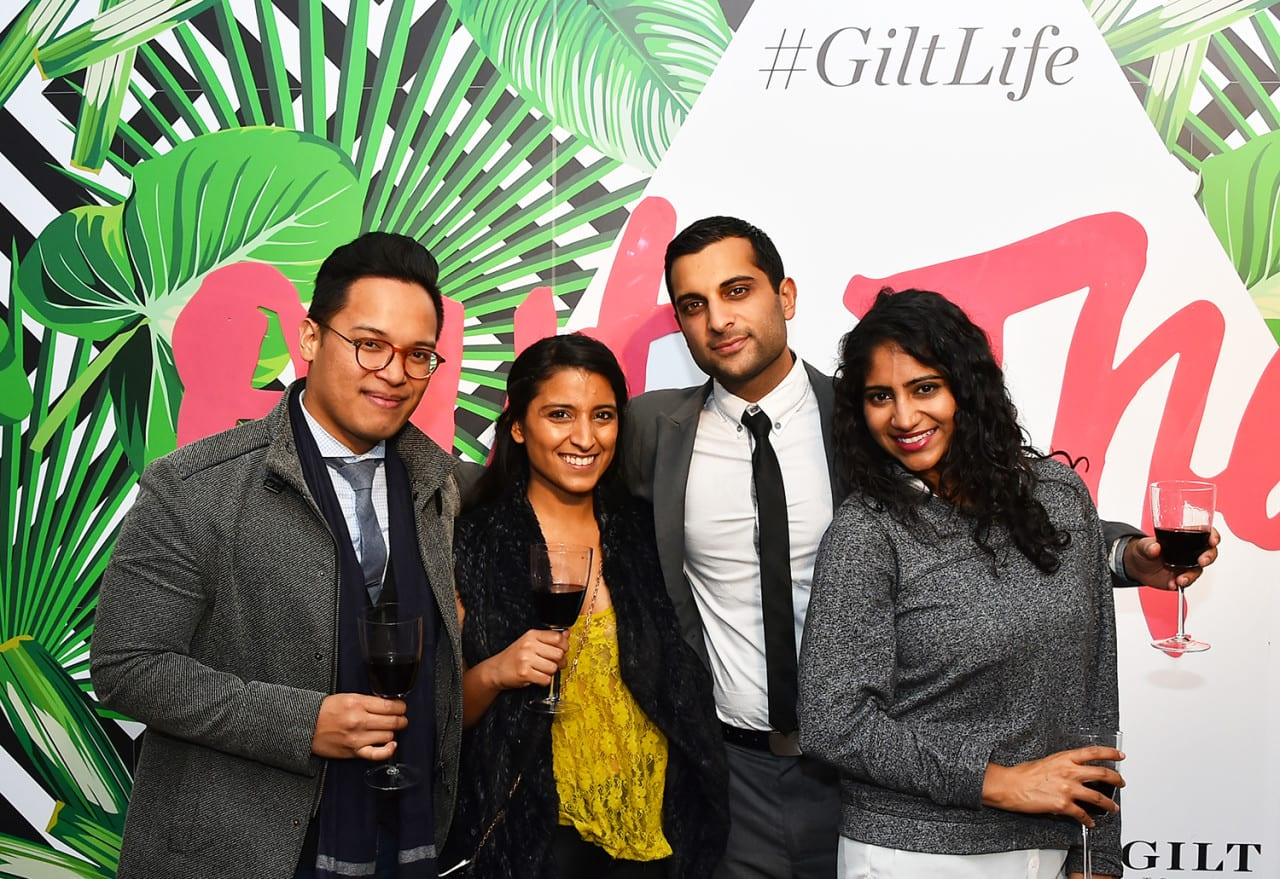 Luxurious #GiltLife House Pops up in New York City