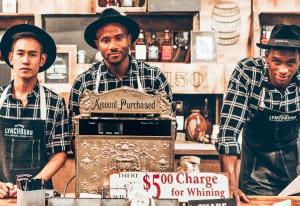 Jack Daniels Lynchburg popup_3 Cashiers