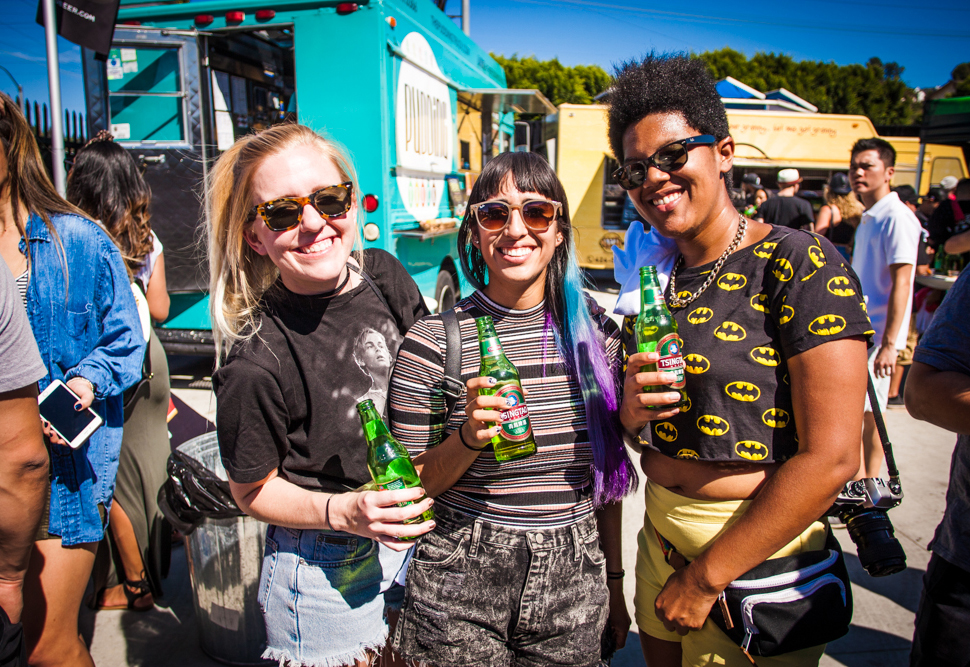 Tsingtao Food Truck Fest Highlights L.A. Street Food Culture