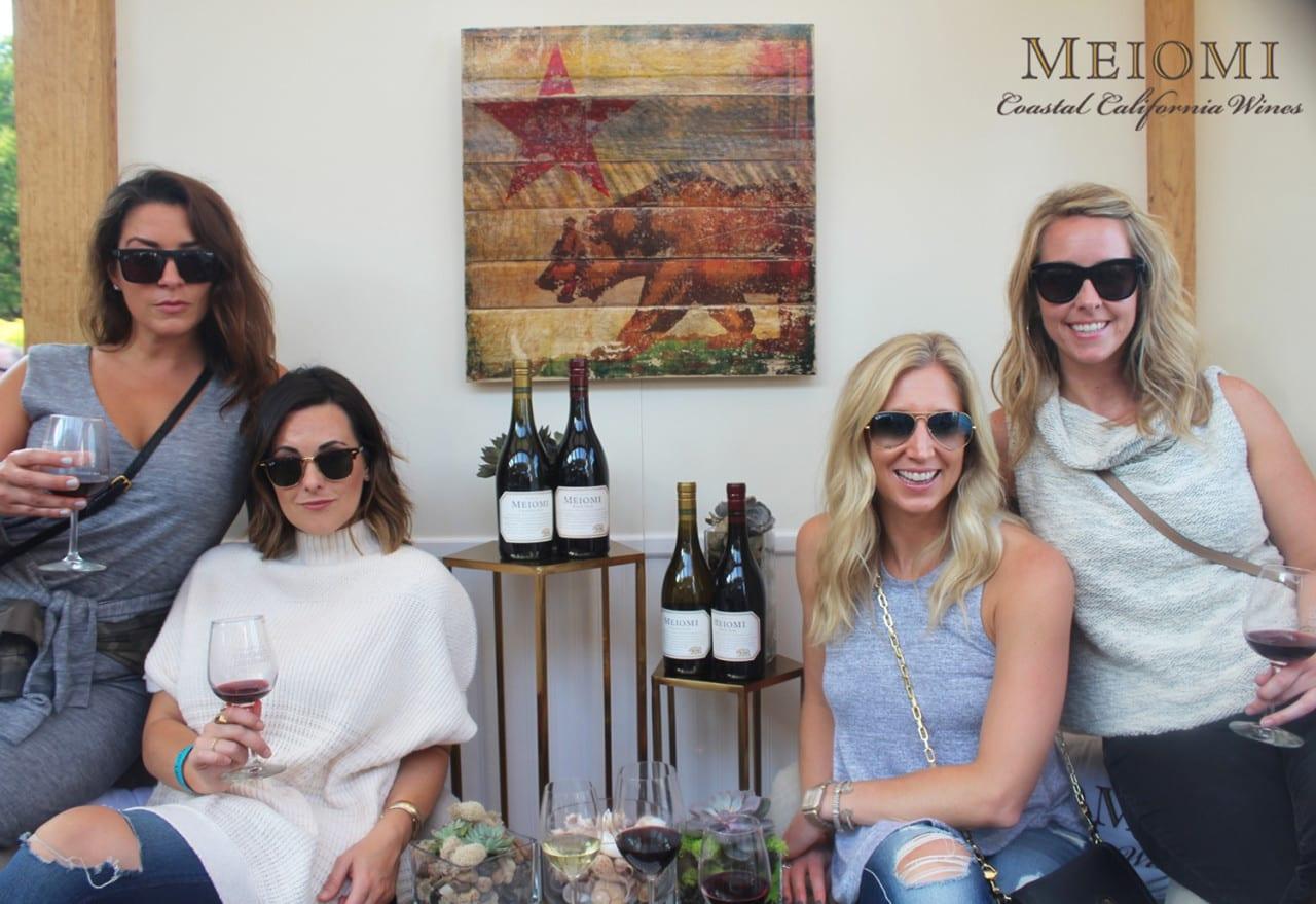 Meiomi Wine Uncorks a Luxury Sampling Tour