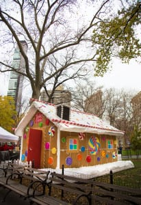 Gingerbread House 2016_Taste of Home