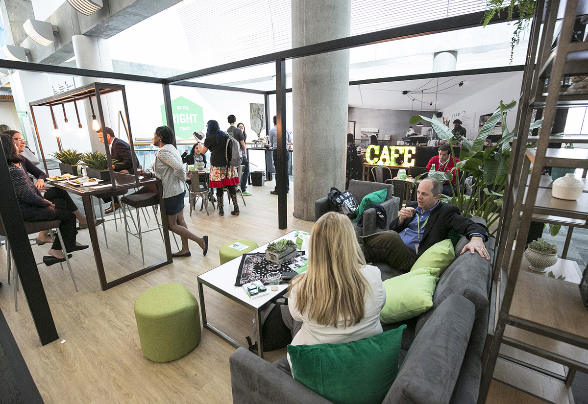 Five Ways Intuit Increased Networking at Quickbooks Connect