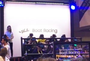 CES 2017_Samsung 4d ride