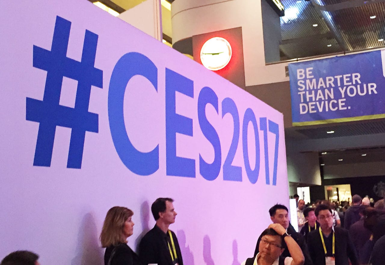 CES 2017: Scenes from the Show Floor in Las Vegas