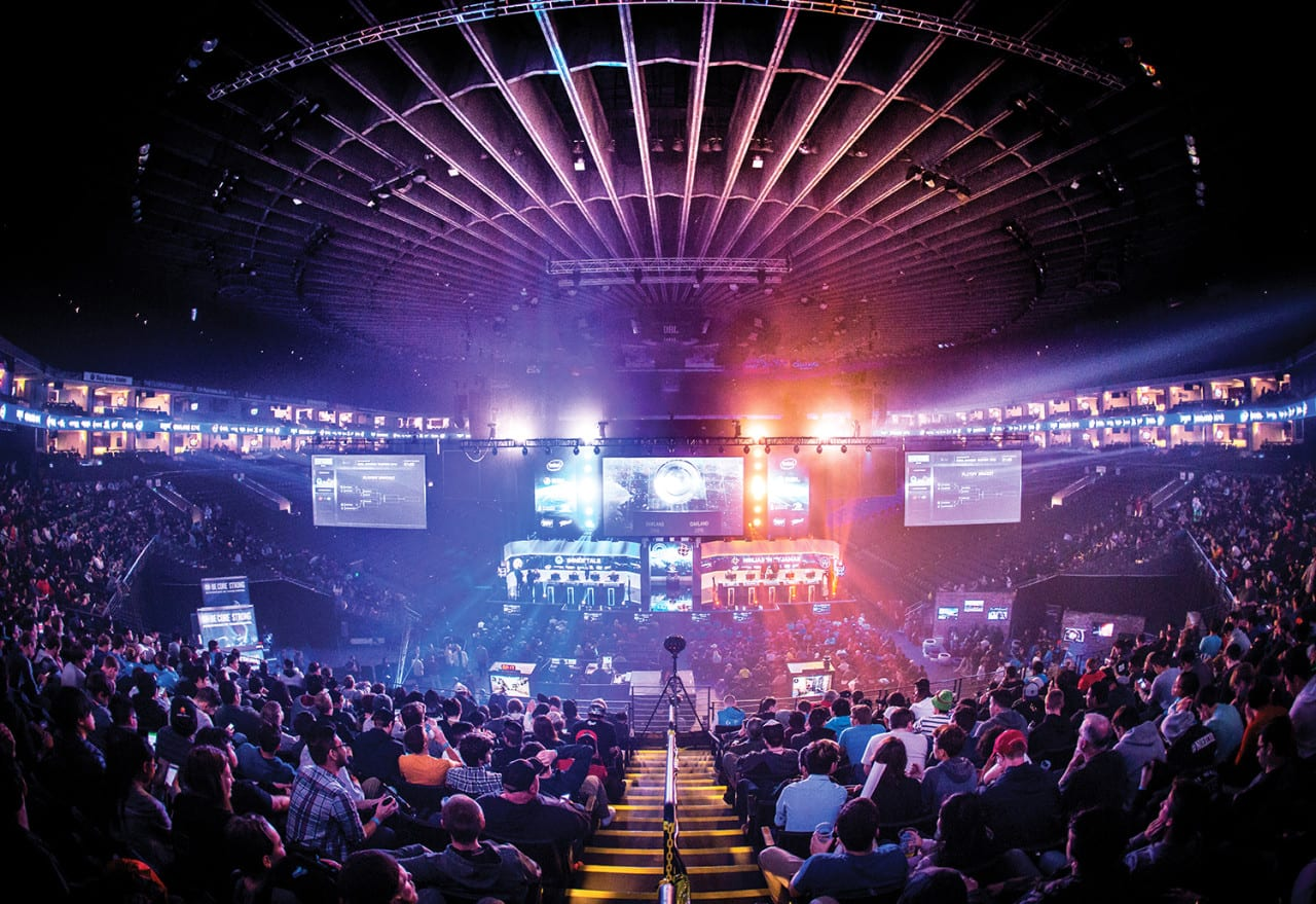 How Intel Extreme Masters Continues to Drive the Evolution of the Esport Tournament