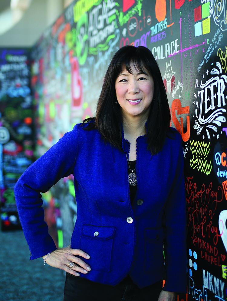 Julie Martin, senior director-corporate events, Adobe