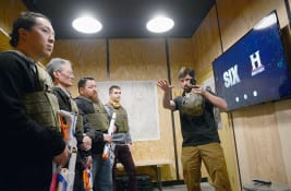 CES 2017: HISTORY Trains Techies in Navy SEAL Night Vision Ops