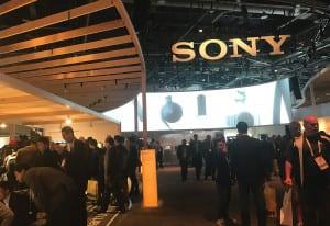 CES 2017_Sony