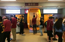 Continental Tire Leverages Data Collection to Score With College Basketball Fans